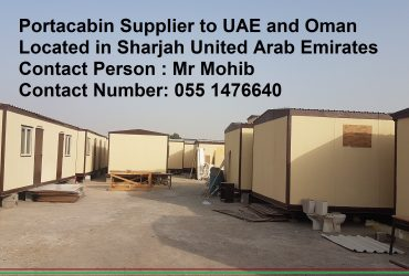Portacabin for sale Duabi Sharjah Abu Dhabi
