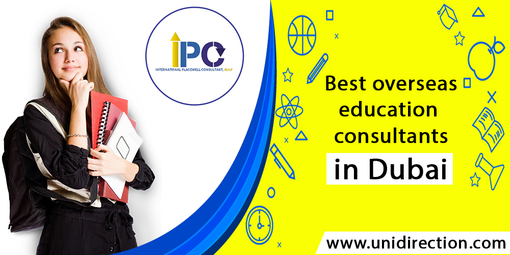 Get Right Guidance with Overseas Education Consultants