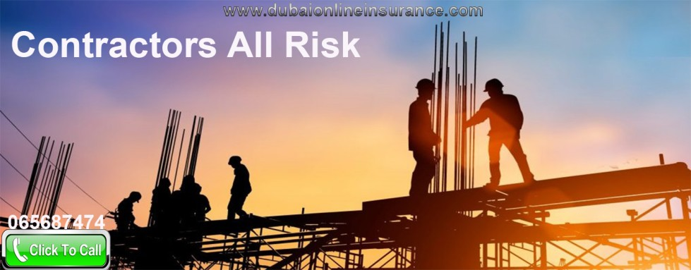Best Contractor's All Risk Insurance Rates