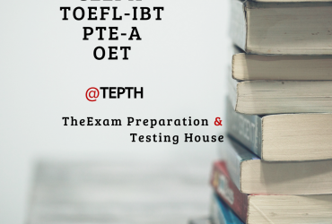 IELTS, TOEFL, PTE, OET, CELPIP exam preparation and test center