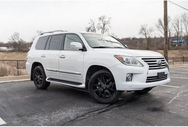 Pertly Used Lexus LX 570 Suv for sale