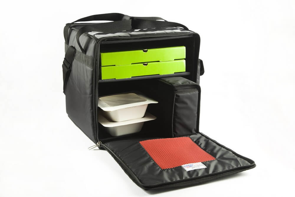 Food Delivery Bag – Cube Zippo Pro – Call 97167442743