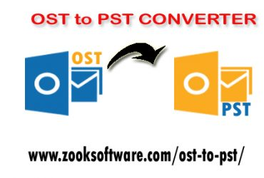 OST to PST Converter to Extract OST Data to Outlook PST Format