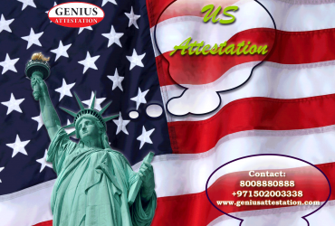 US Attestation In UAE