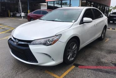 Toyota Camry 2015 in good condition for sale