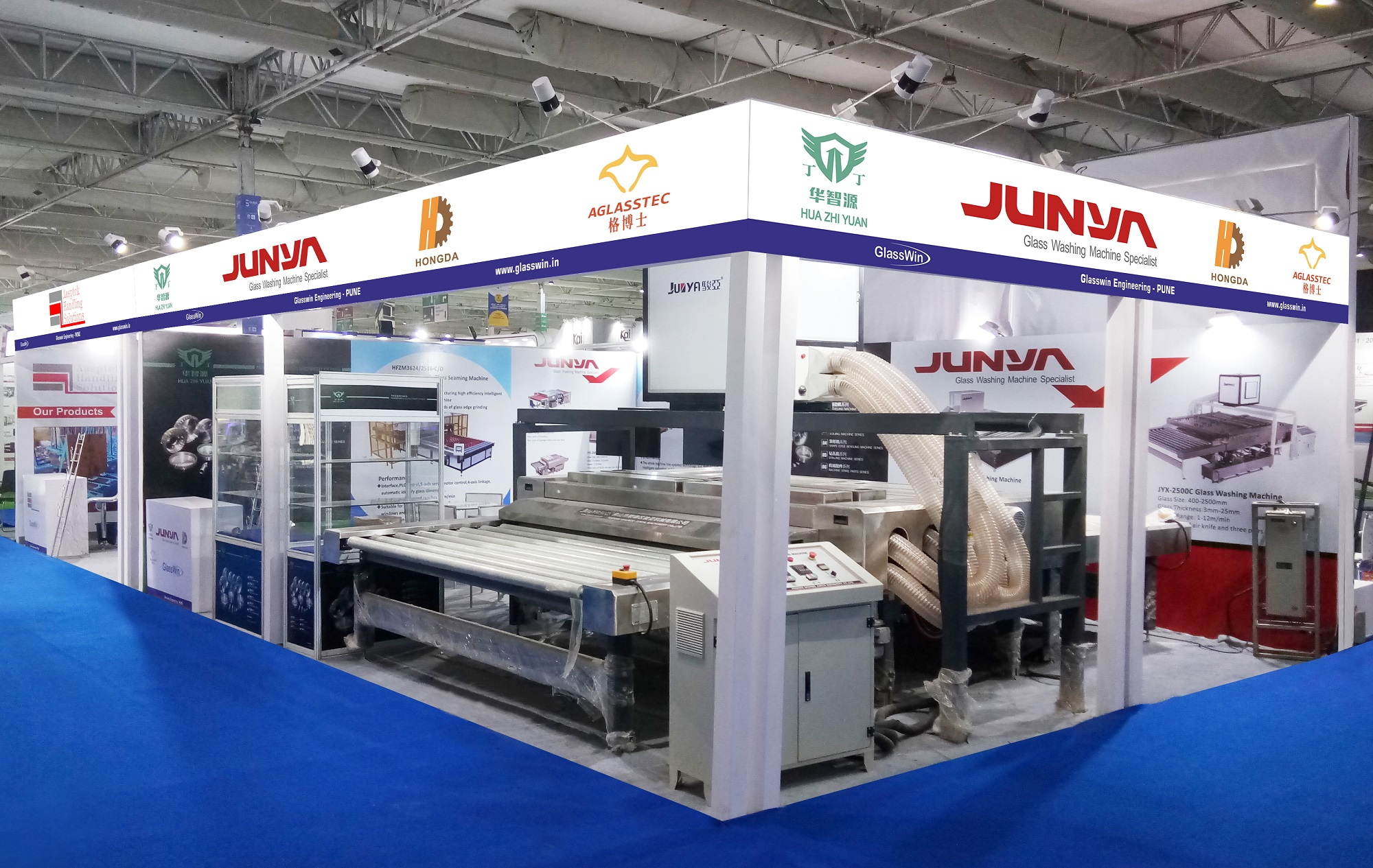 Find the Best Exhibition Booth Fabrication Companies in Dubai