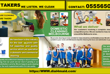 Cleaning Service on Special Offer's