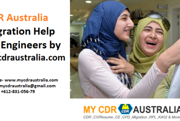CDR Australia Migration Help for Engineers by Mycdraustralia.com