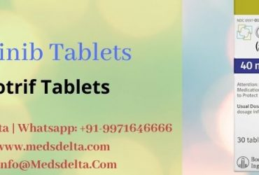 Find Gilotrif 40mg Tablets Online | Afatinib Tablets Price USA | Buy Cancer Drugs Wholesale Supplier