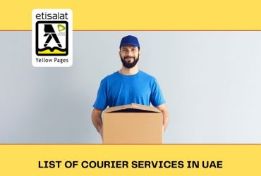 List of Best Courier Services in UAE