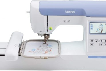 """New Brother PE800 5"""" x 7"""" Embroidery Machine"""