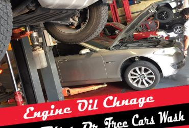 car oil change in dubai ( all cars parts available)