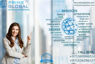 BEST AND AFFORDABLE ATTESTATION SERVICES IN DUBAIABUDHABI,UAE