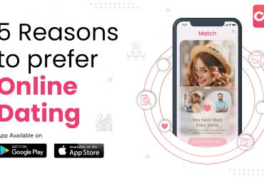 5 reasons to prefer online dating