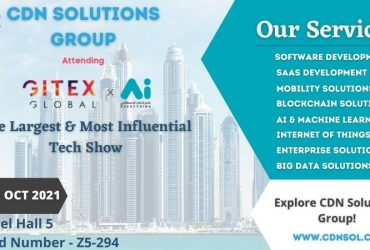 Visitor Passes are Available for GITEX 2021, DUBAI