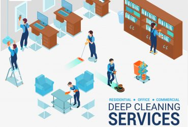Deep cleaning for apartments and villas in Dubai | Abu Dhabi