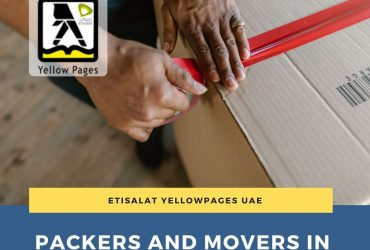 List of Packers and Movers in UAE | Moving companies in UAE